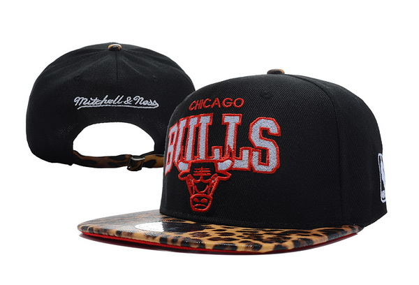 Chicago Bulls NBA Snapback Hat XDF302